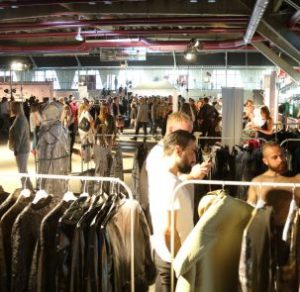 Fashion Hall - Fashion Week Berlin - Fashion Messe Austellung