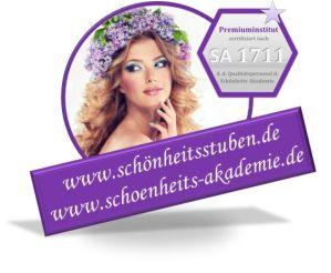 Logo Schönheitsstuben & Schönheits-Akademie - Fashion Hall Part 11 - Fashion Week Berlin