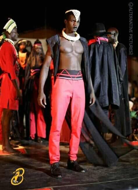 Bamba Bild 2 Fashion Hall Fashion Week Berlin