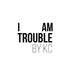 I AM TEOUBLE BY KC Logo Fashion Hall Fashion Week Berlin
