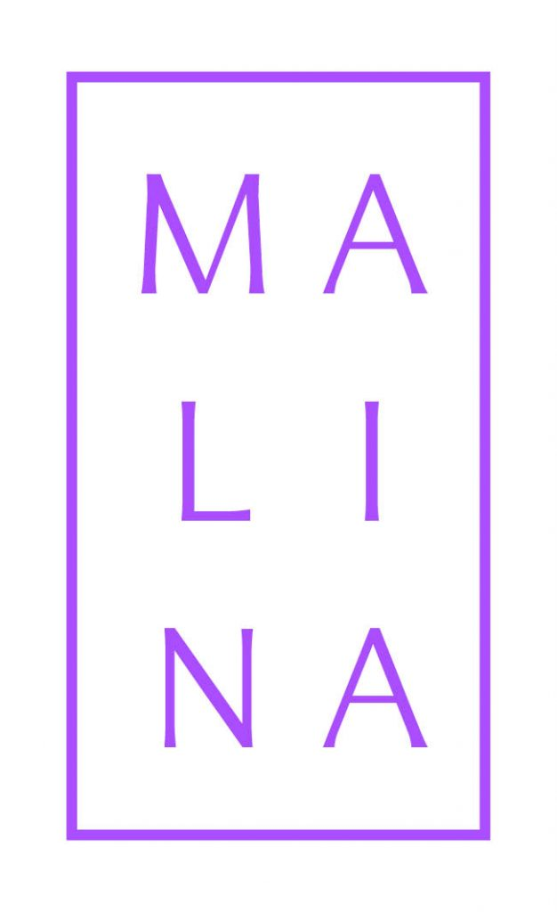 Logo Malina Club Der Glamourösen Exzentriker Logo Fashion Hall Fashion Week Berlin