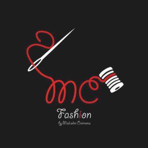 MC Fashion By Malcolm Cremona & DRE' By Andre' Debattista Logo Fashion Hall Fashion Week Berlin