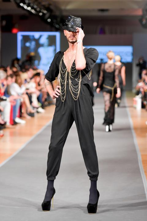 Marco Marcu - Fashion Hall Part 12 - Fashion Week - Berlin