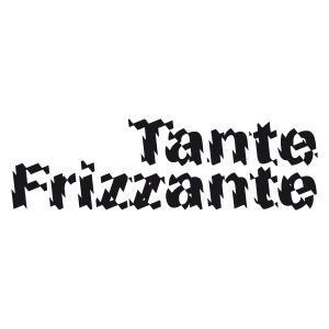 Tante Frizzante Logotype Vector