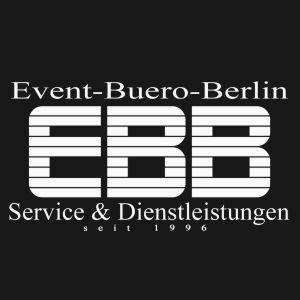 EBB Logo Fashion Hall Fashion Week Berlin
