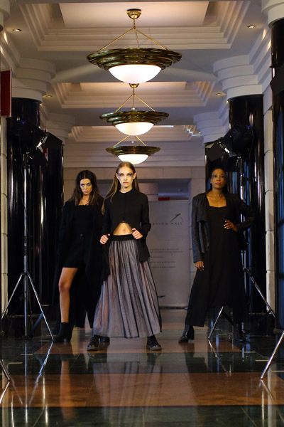 AZIZI Couture Fashion Hall Part 13 Fashion Week Berlin