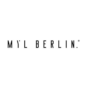 MYL BERLIN Logo Fashion Hall Fashion Week Berlin
