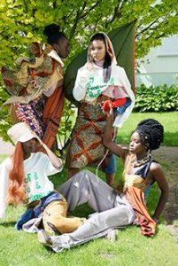 MamadamaDiaby Bild Fashion Hall Fashion Week Berlin 2021 Bild (1)